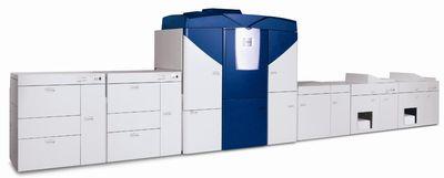 iGen4 считается новинкой даже на мировом рынке - официальная презентация печатной машины состоялась прошлым летом