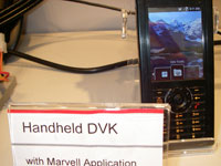 прототип Android от Marvell