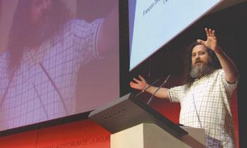 Ричард Столлман: «Мы создаем GNU не ради некого технического триумфа или только для того, чтобы добиться успеха. Наша цель— завоевать свободу, для себя идля вас»