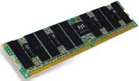 Чипсет Meta?SDRAM, размещаемый между модулями DRAM иконтроллером памяти, иобеспечивающий возможность адресации вчетверо большей емкости DRAM