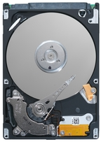 Первый гибридный дисковод Seagate для ноутбуков, Momentus 5400 PSD, поставляется вместе с флэш-памятью емкостью 256 Мбайт и вращается всего 10% своего рабочего времен