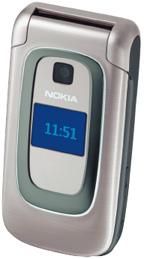 Телефон Nokia 6086— один из немногих, приспособленных для работы в сетях GSM с поддержкой UMA