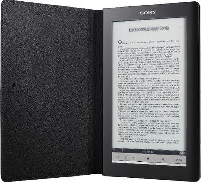 Модель Sony Reader Daily Edition от ранее представленных компанией устройств отличает поддержка 3G-доступа в Internet и увеличенный размер экрана