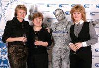 Cлева направо: Ирина Кондратьева (