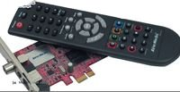 Для удобства пользователей AVerTV ULTRA PCI-E RDS комплектуется низкопрофильной планкой. С ее помощью легко установить тюнер в любой малогабаритный корпус, тем более что сама плата не займет много места — ее размеры меньше, чем у остальных устройств, принявших участие в нашем обзоре
