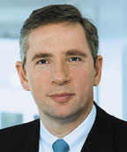 Клаус Кляйнфельд: «Я приступил кработе вянваре 2005года, итогда треть всего бизнеса Siemens находилась втрудном положении. Сегодня состояние компании намного лучше, иэтим ямогу гордиться»