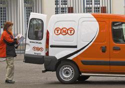 За счет минимизации времени на обработку грузов российскому отделению TNT Express удается доставлять отправления вуказанные сроки в98% случаев, что является очень высоким показателем