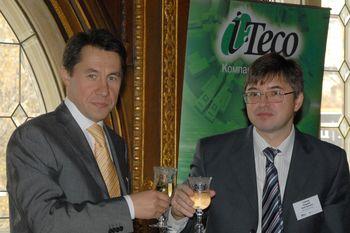 Шамиль Шакиров и Андрей Тиунов вполне довольны завершением сделки