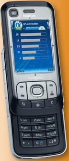 Nokia 6110 Navigator -