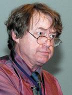 Аудитории SDBP вМоскве свои ценные советы предложили Джим Маккарти (на фото), горячий проповедник своих принципов создания успешной команды разработчиков, атакже известный специалист по языкам программирования C++ иJava Брюс Экель