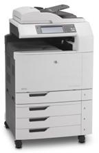 Наиболее значимым в ближайшее время, полагают в HP, станет выход цветных многофункциональных устройств серий HP Color LaserJet CM6040/CM6030