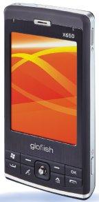 E-TEN Glofiish x650 — несмотря на сырость прошивки, аппарат производит весьма неплохое впечатление.