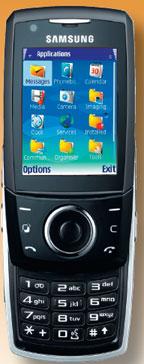 Samsung i520 - Единственный смартфон компании, изготовленный на базе ОС Symbian