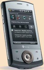 HTC Touch Cruise — интересный гибрид двух популярных моделей.