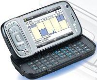 HTC TyTn II — коммуникатор-«трансформер», оснащенный QWERTY-клавиатурой.