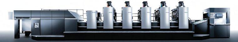 К отправке в Paragon готовятся три машины Speedmaster 102
