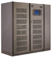 Рисунок 1. ИБП Liebert NXL достигает КПД в 95% без снижения номинальной мощности и предлагается в вариантах для 250, 300 и 400 кВА.
