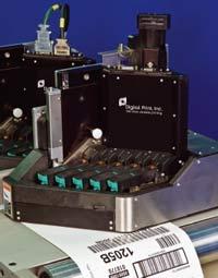 Модульное печатающее устройство TIJ 850 от DPi