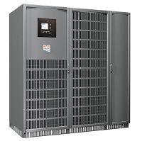 Рисунок 5. В подсистеме мониторинга ИБП MGE Galaxy 7000 Lifecycle Monitoring предусмотрен тест Digibat — проверка состояния батарей без их разрядки, выполняемая с заданной периодичностью. Он позволяет получить реальную оценку времени автономной работы и срока службы батарей при снижении текущих затрат на обслуживание. В режиме двойного преобразования эффективность работы ИБП APC MGE Galaxy 7000 составляет 94,5%, а в специальном экономичном режиме — до 97%.