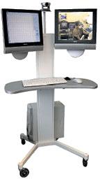 Стационарный телемедицинский терминал для больниц и госпиталей
