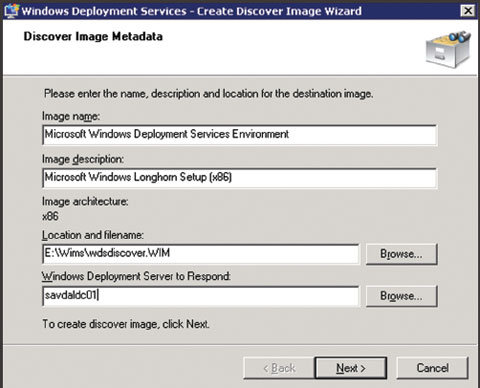 Экран 3. Создание образа для загрузки скомпакт-диска