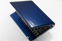 Нетбук Aspire One имеет габаритные размеры 249x170x29 и весит чуть менее килограмма (в конфигурации с SSD-накопителем)