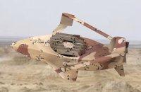 V-Star – это первый автономный летательный аппарат, способный перевозить грузы или военнослужащих