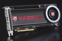 В ATI Radeon HD 4870 горячий воздух удаляется наружу