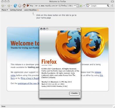 Окончательная версия Firefox 3.0 будет выпущена тогда, когда вкомпании посчитают продукт полностью готовым для работы пользователей. Отставание от графика, который вMozilla установили для себя всередине года, составляет три месяца, вчастности, из-за расширения этапа альфа-тестирования на восемь версий
