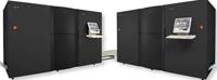 Personix (США) - первое сервисное бюро, в котором установлена струйная рулонная машина InfoPrint 5000 с шириной печати 52 см, использующая тандемную технологию. Предназначена для рынка \