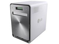 Сервер хранения может быть оснащен четырьмя дисковыми накопителями суммарной емкостью 4 Тбайт