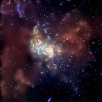 Черная дыра, известная под именем Sagittarius A, была открыта 30 лет тому назад, однако такое хорошее ее изображение астрономам удалось получить впервые