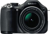 Компания Casio всерьез решила покорить рынок любительской фототехники. Ряд выпускаемых ею камер поддерживает все необходимые творческие функции. Выглядит аппарат Casio Exilim EX-H20 несколько более громоздко, чем конкуренты, что, впрочем, неудивительно, ведь производитель оснастил его целым набором интересных функций