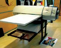 В комплекте струйной системы прямого вывода офсетных форм PlateWriter 4200 от Glunz & Jensen — базирующийся на ядре Harlequin растровый процессор Xitron RIP