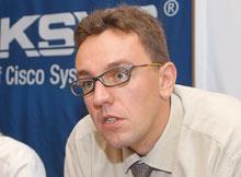 Игорь Белик: «Переговоры с Linksys завершились соглашением о поставке полного спектра продуктов этой компании»