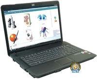 Свою новую модель компания Hewlett-Packard позиционирует вкачестве ноутбука для делового применения. Кстати, на наш взгляд, данный аппарат подходит не только для офиса, но идля дома