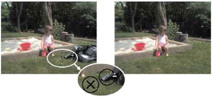 Удаление нежелательных объектов — операция, требующая определённого опыта