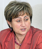 Ольга Синенко: «Мы не скрываем своих финансовых результатов»
