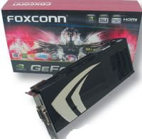 FOXCONN GeForce 9800 GX2-1024N