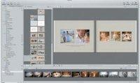 Готовый фотоальбом можно записать в PDF-файл и передать в печать