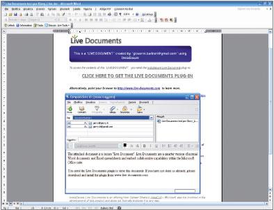 В отличие от своих конкурентов, которые вошли на прибыльный рынок офисных программ сприложениями, основанными на Web-технологиях, вMicrosoft всвоем Office Live Workspace избрали более консервативный подход