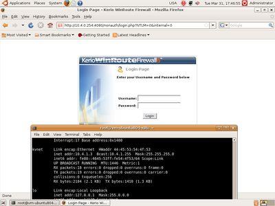 В новой версии межсетевого экрана на платформе Linux появляется сетевой интерфейс kvnet, с помощью которого можно подключиться внутрь корпоративной сети