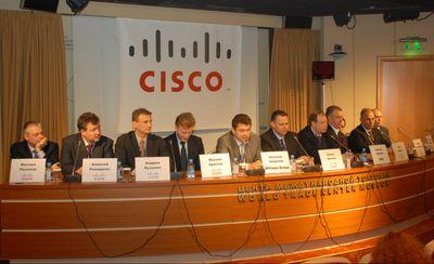 Для участия в работе Cisco Expo-2009 зарегистрировалось более 3 тыс. человек