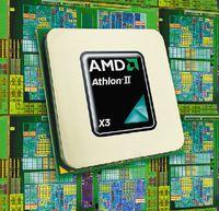 В состав нового семейства Athlon II X3 входят процессоры с тактовой частотой до 2,9 ГГц