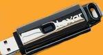 Lexar JumpDrive Solo Vault 4 GB