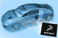 MPC560xP, один из новых микроконтроллеров компании STMicroelectronics, позволит увеличить процессорные ресурсы, используемые для контроля безопасности машины, в том числе для управления тормозами и устойчивостью