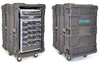 Рисунок 7. «ЦОД в контейнере» MobiRack от Rackable Systems предназначен для развертывания небольших офисов, использования на выставках, в военных приложениях, в научных проектах.