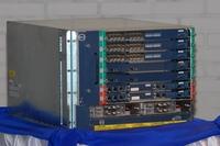 Маршрутизирующую систему 9700 называют флагманом семейства ECI 9000