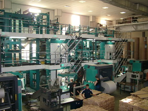 "В сентябре 2008 г. типография  ""VMG-Print "" холдинга  ""Внешмальтиграф ""..."
