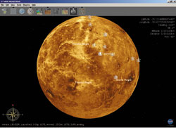 Nasa World Wind: Венера